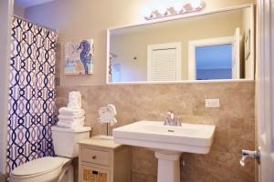 Double King Efficiencies - Bathroom