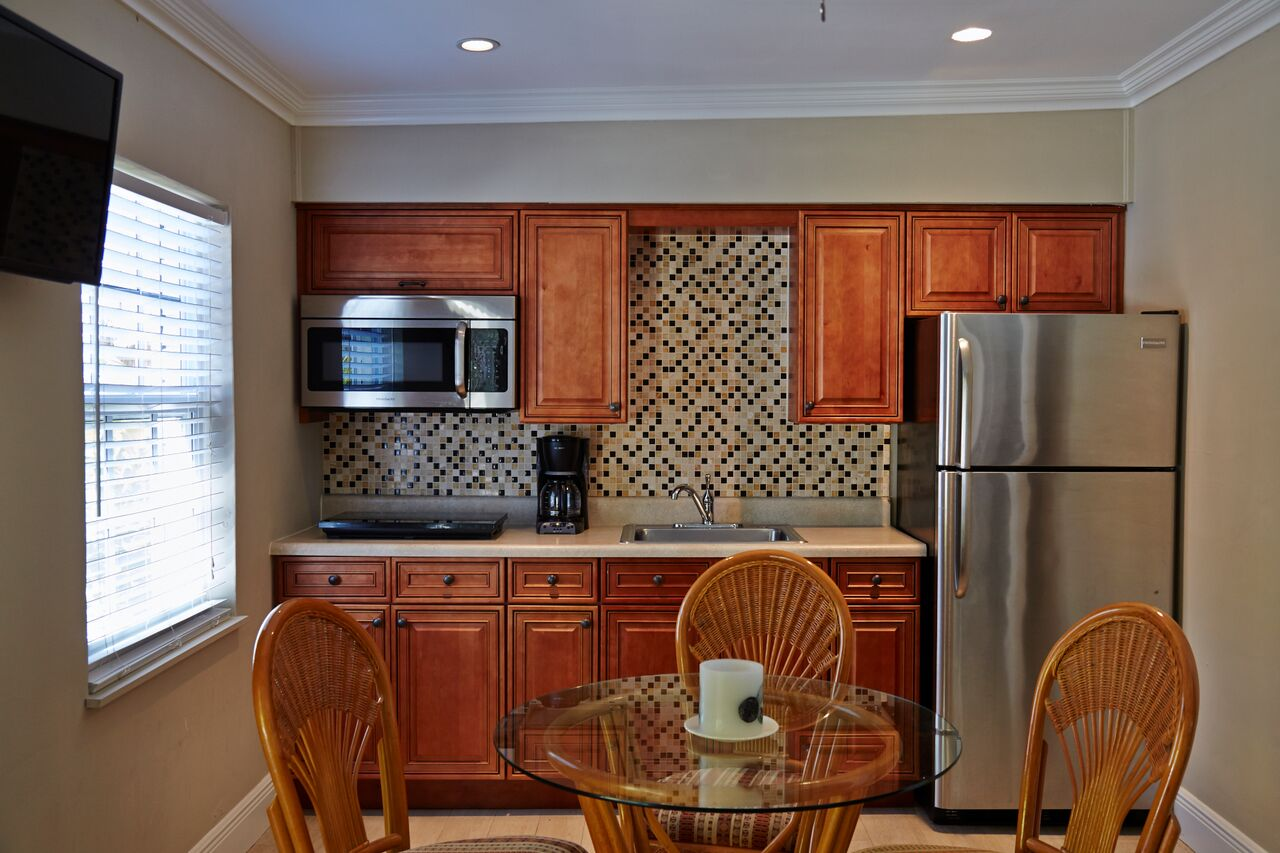 caribbean cottages kitchen